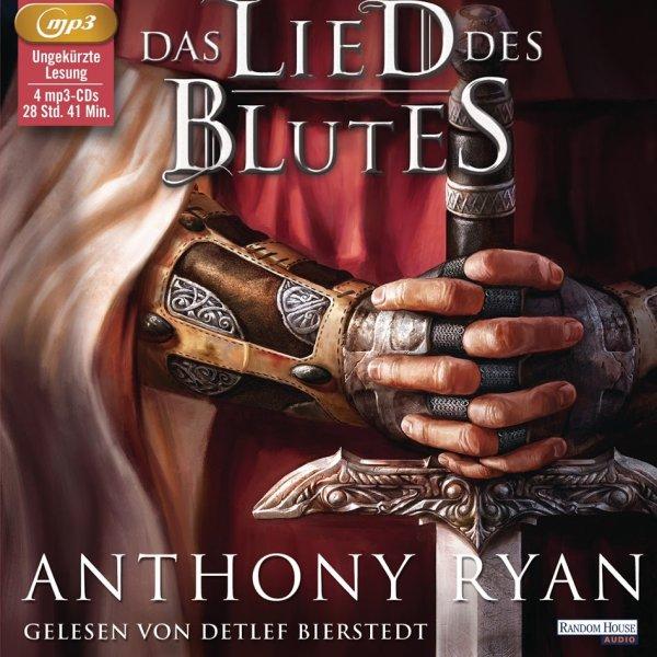 Das Lied des Blutes Anthony Ryan