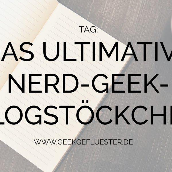 Geek-Stöckchen