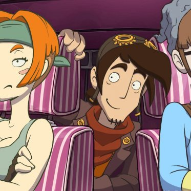Deponia Doomsday Rufus Goal McChronicle