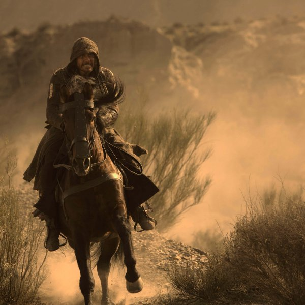 Assassin's Creed Film Aguilar