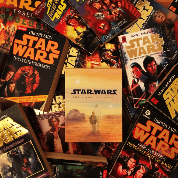 Herzenswelten Star Wars