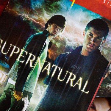 Bromance Urban Fantasy Supernatural