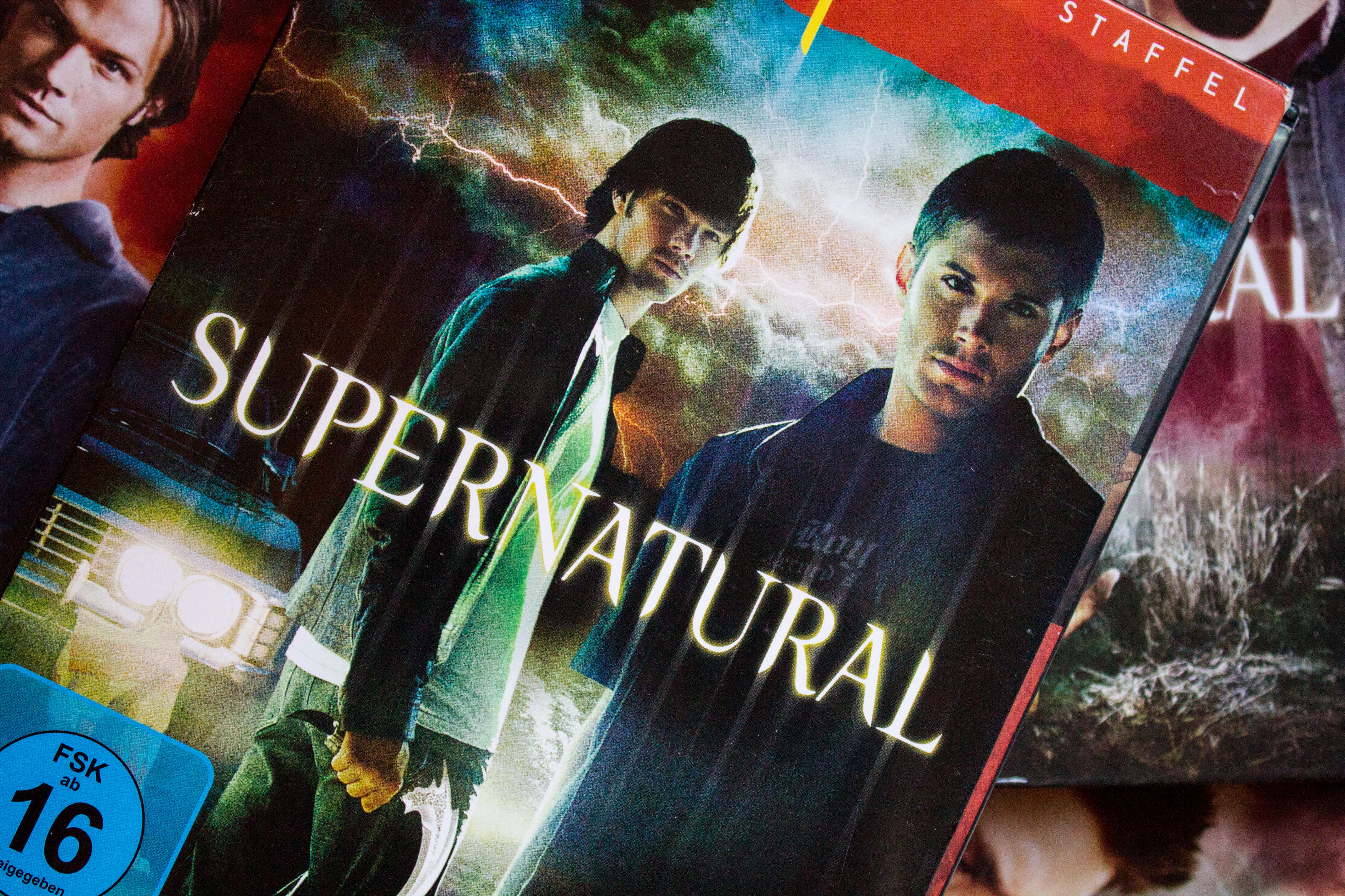Bromance Urban Fantasy Supernatural