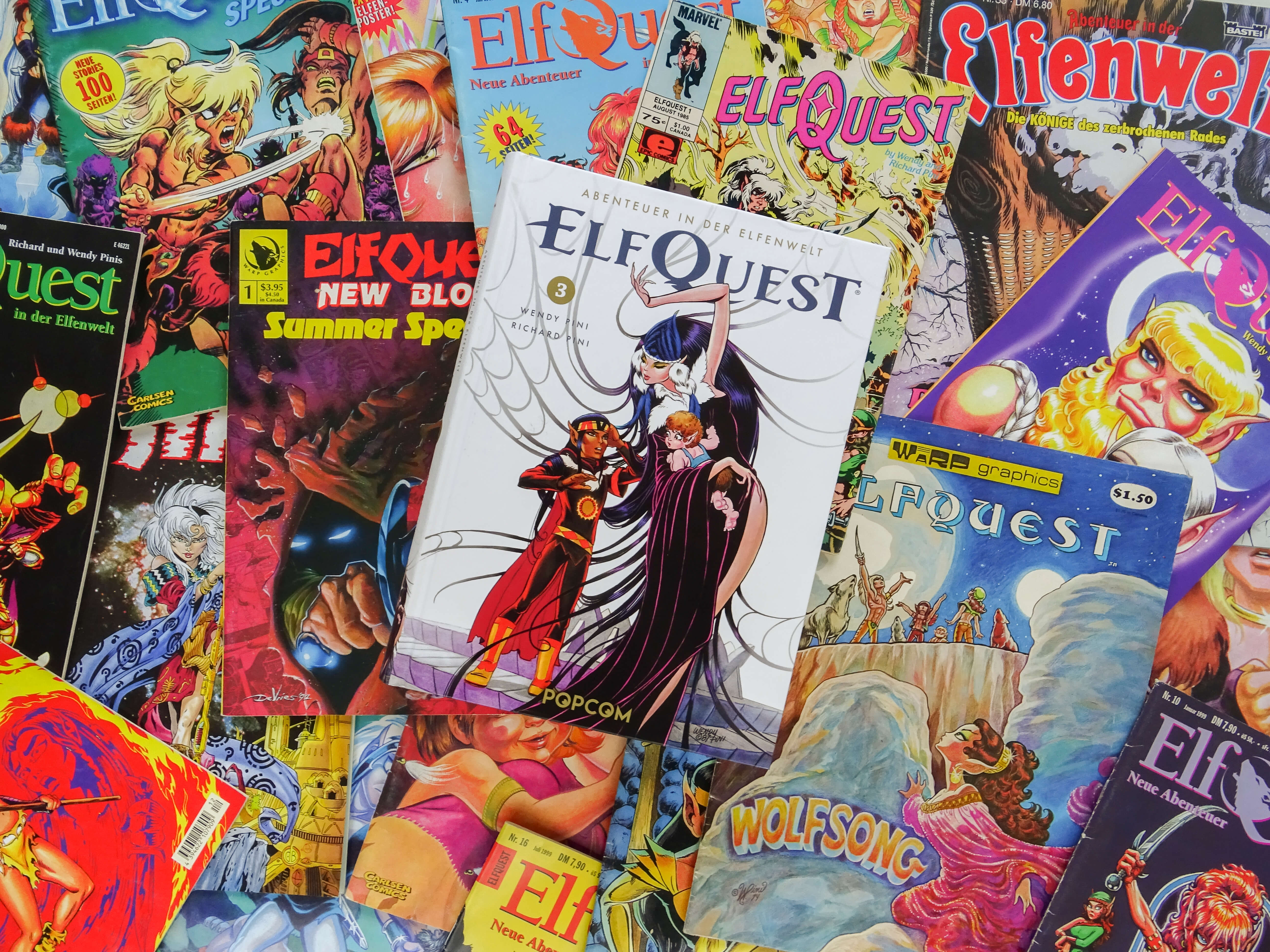 Herzenswelten ElfQuest