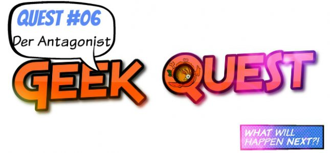 Geek Quest Antagonist