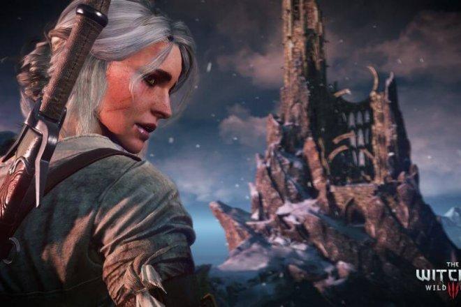 The Witcher 3 Ciri