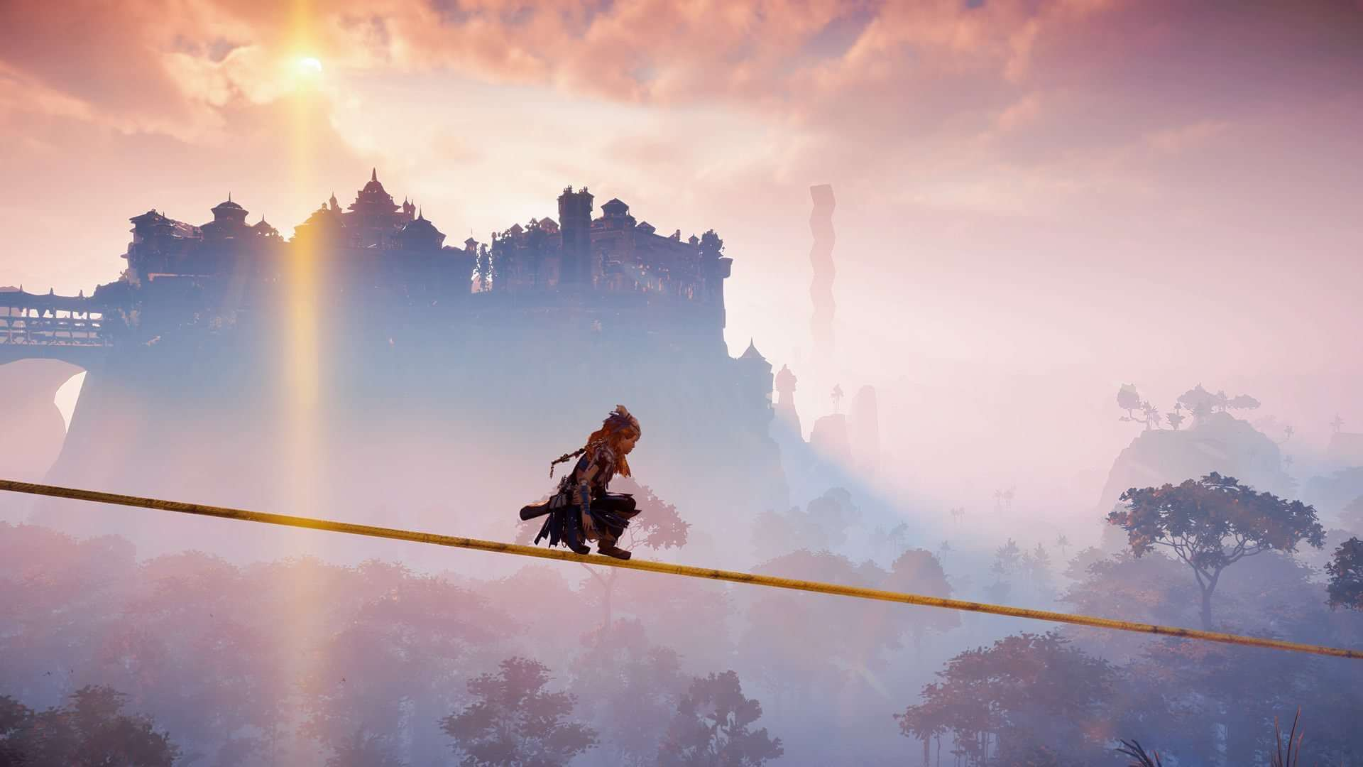 Horizon: Zero Dawn Aloy 1