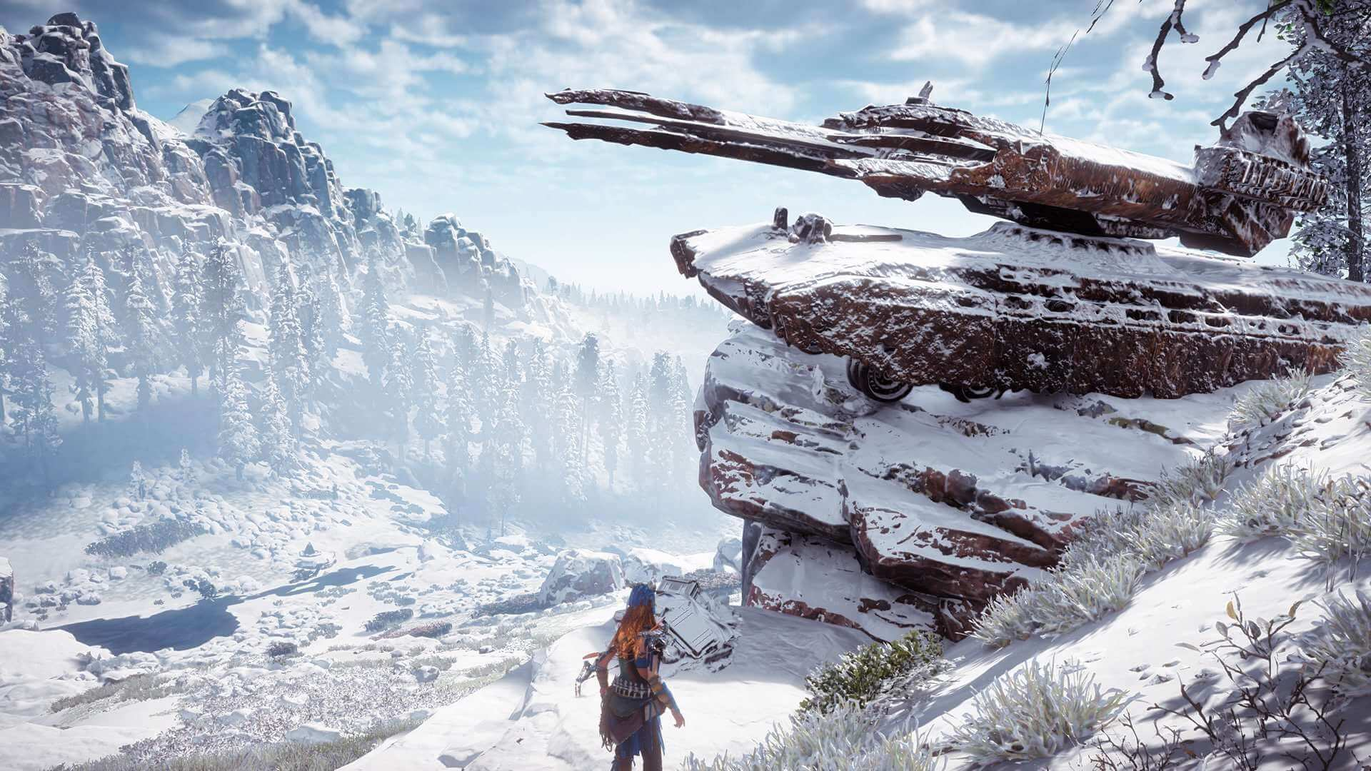 Horizon: Zero Dawn Aloy 4