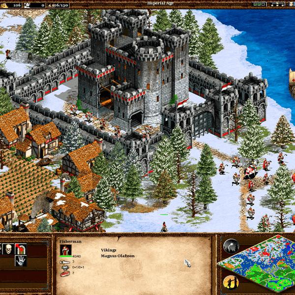 Age of Empires 2 Herzenswelten
