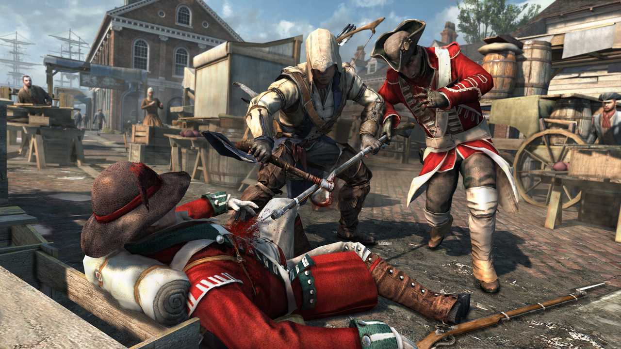 Assassin's Creed 3 Amerikanische Revolution
