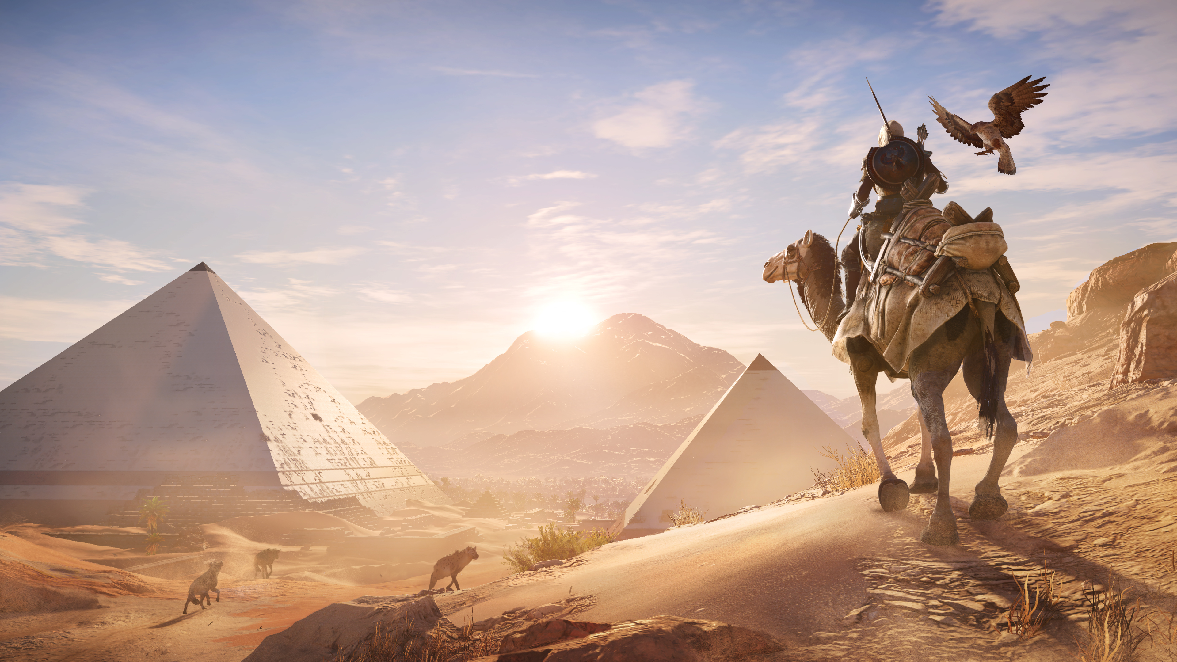 Assassin's Creed Origins Antike Mythos