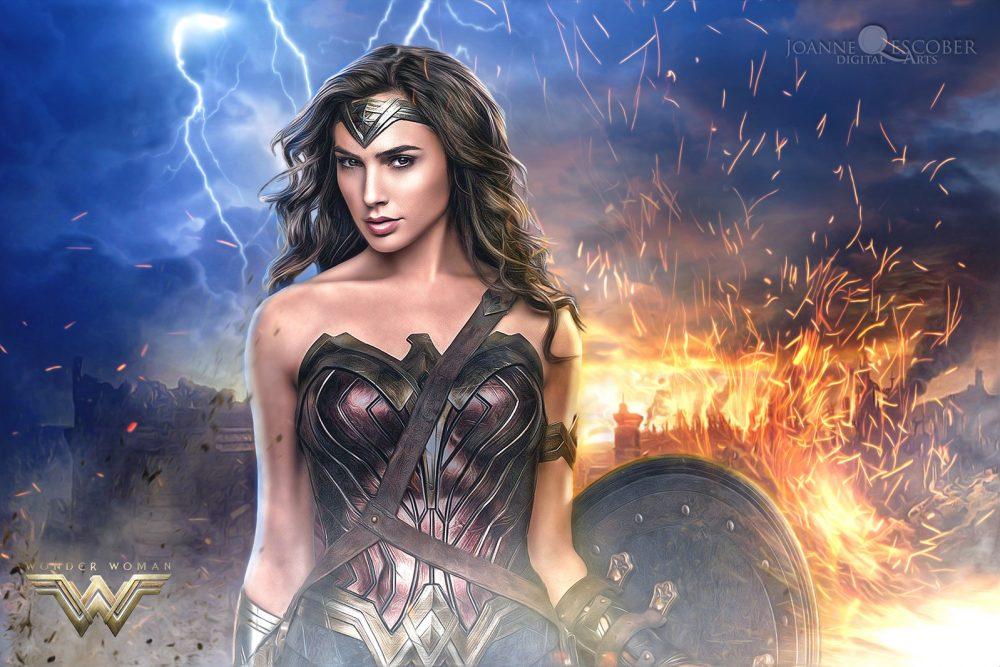 Wonder Woman (Fanart)