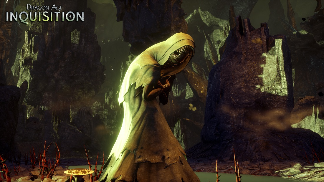 Das Böse im Fantasy Dragon Age Inquisition