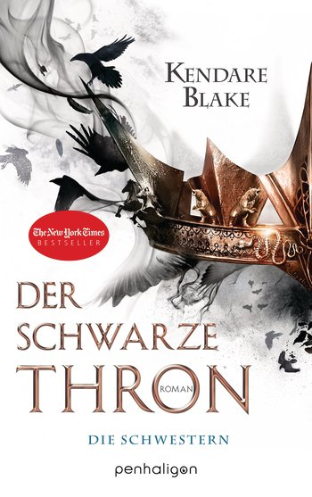 Der Schwarze Thron Kendare Blake Rezension