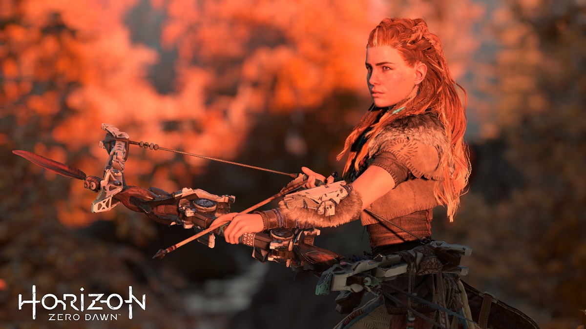 Horizon: Zero Dawn Aloy