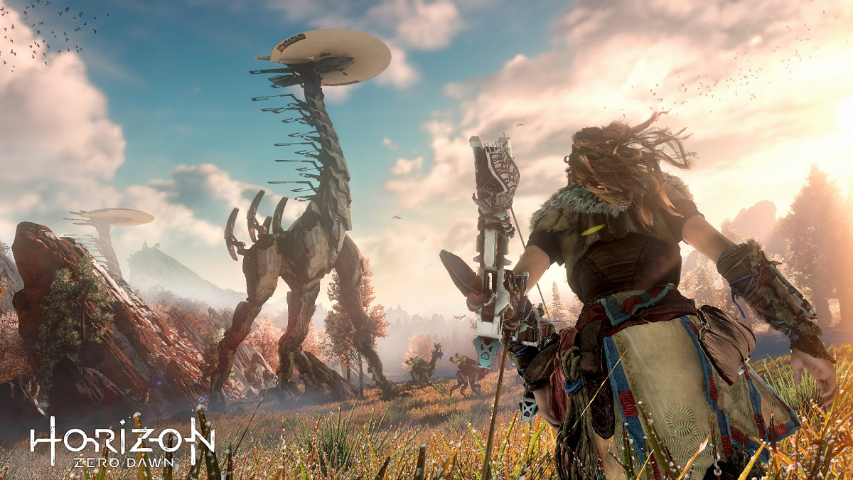 Horizon: Zero Dawn Approach