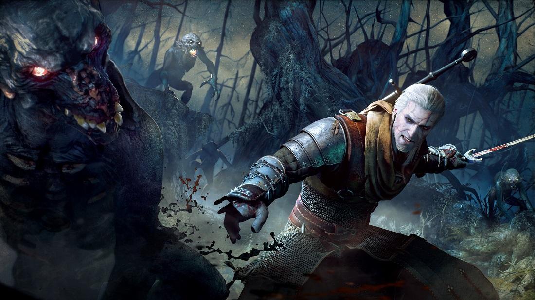 Das Böse im Fantasy - Witcher 3 Geralt