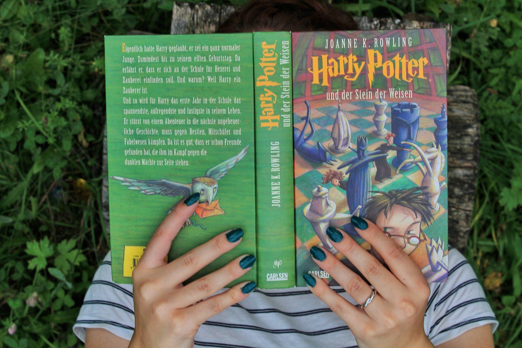 Herzenswelten Harry Potter Stein der Weisen
