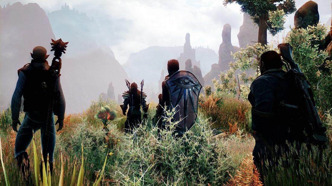 Herzenswelten Dragon Age Inquisition Inquisitor und Begleiter