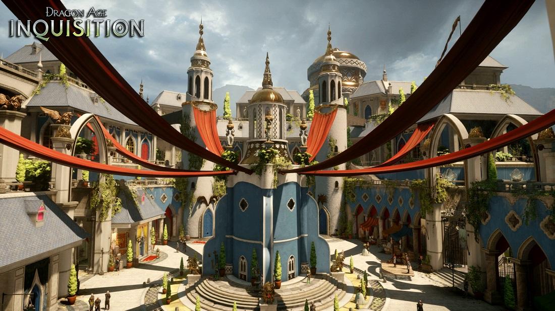Herzenswelten Dragon Age Inquisition Val Royeaux