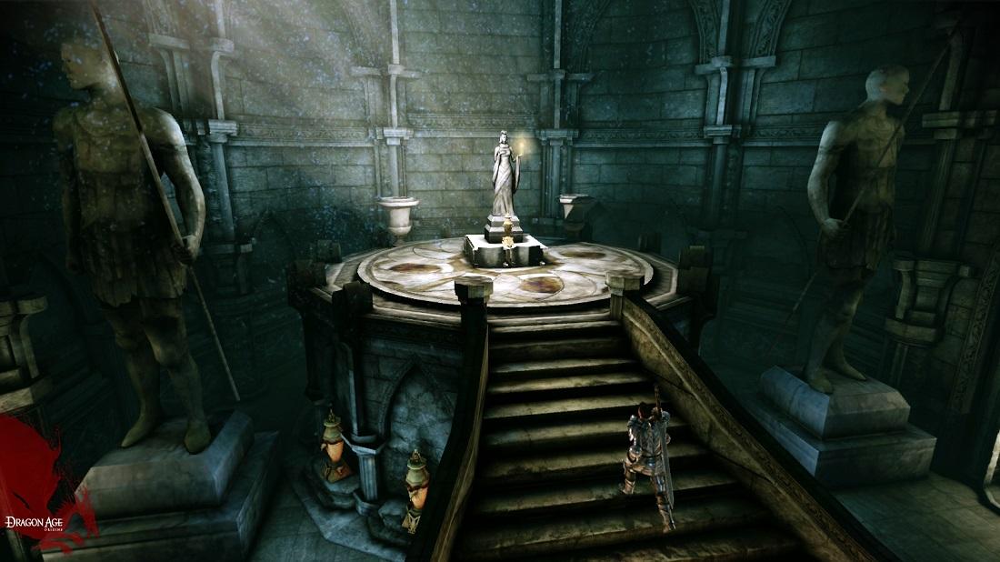 Herzenswelten Dragon Age Origins Licht