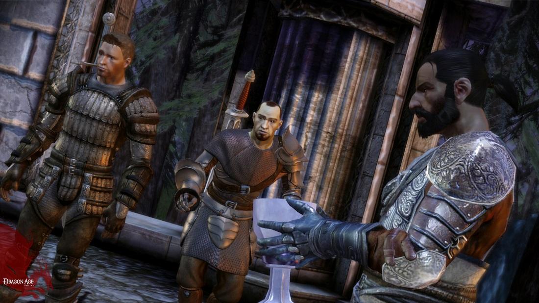 Herzenswelten Dragon Age Origins Wächter