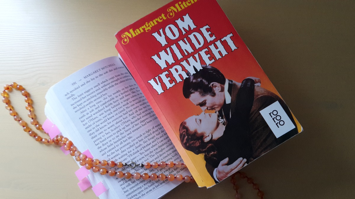 Herzenswelten Scarlett O'Hara Vom Winde verweht