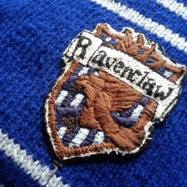 Harry Potter Erinnerung Ravenclaw Schal Wappen