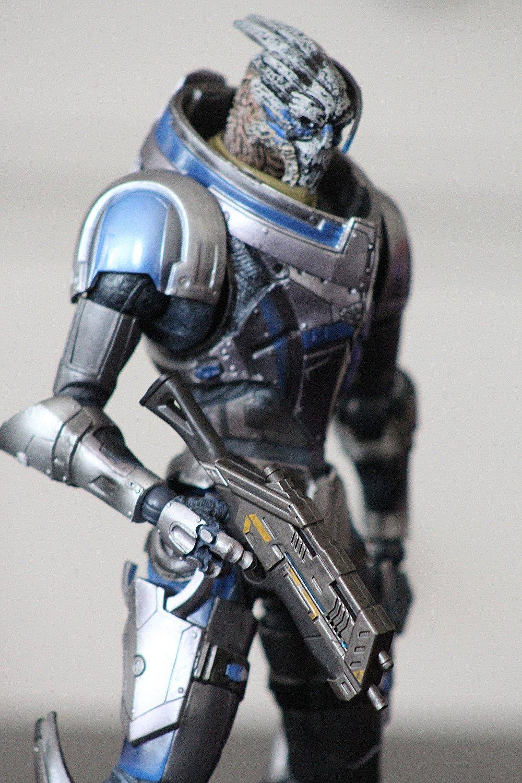 Herzenswelten Garrus Mass Effect Figur