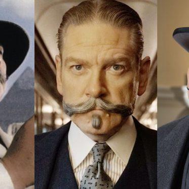 Ustinov Branagh Suchet als Poirot