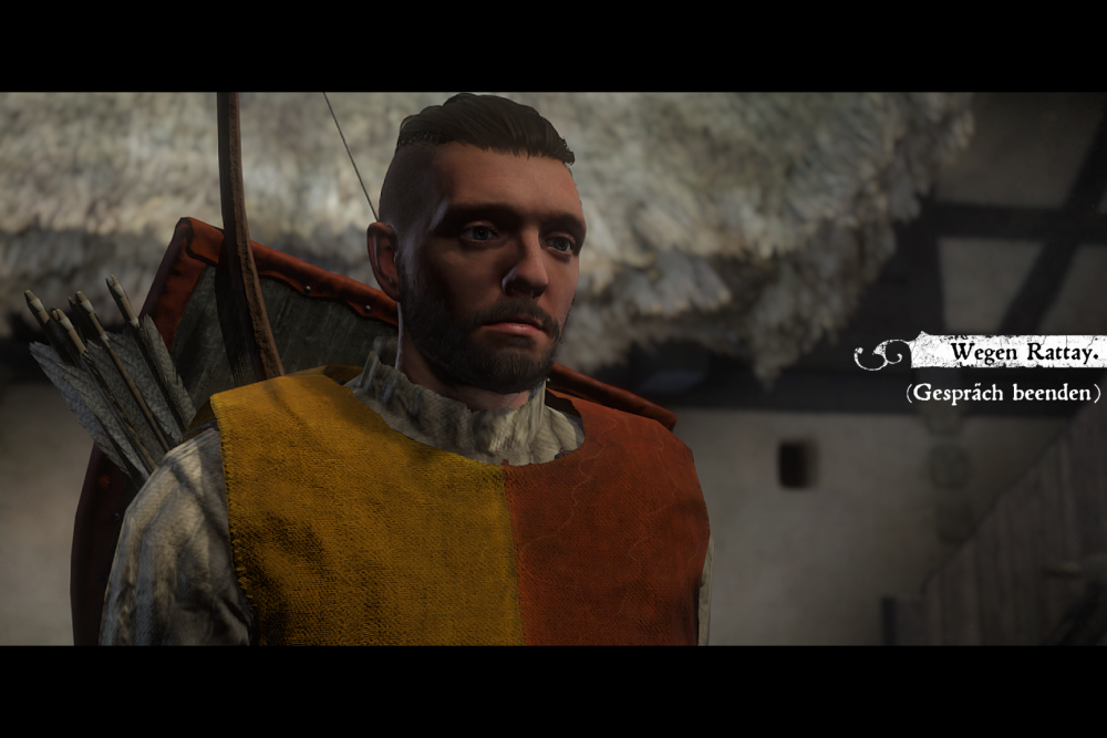 Kingdom Come: Deliverance Heinrich