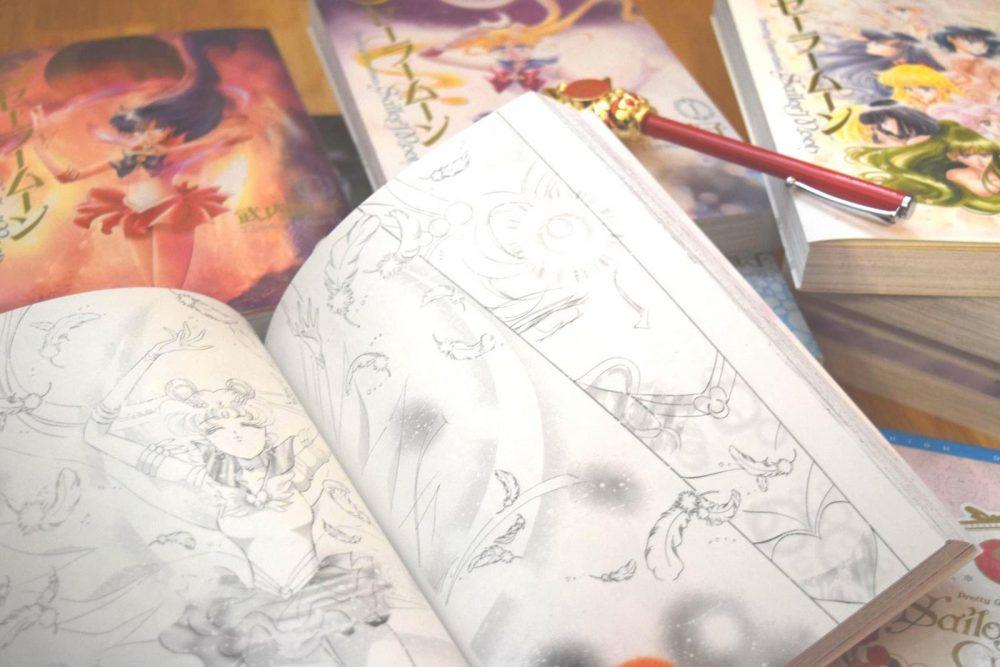 Sailor Moon Herzenswelten Titelbild