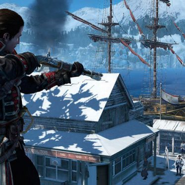 Lieblingshelden Shay Patrick Cormac Assassin's Creed Rogue