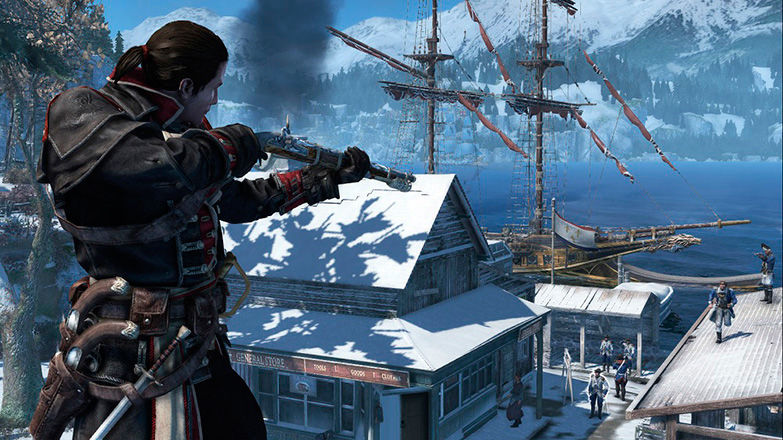 Lieblingshelden Shay Patrick Cormac Assassin's Creed Rogue