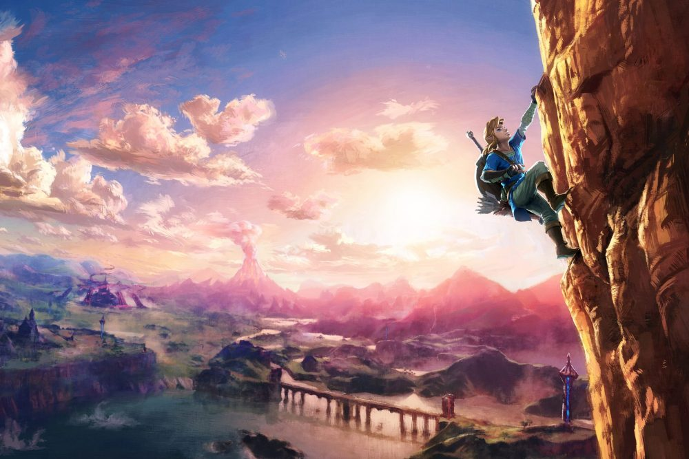 Gastgeflüster Zelda Breath of the Wild