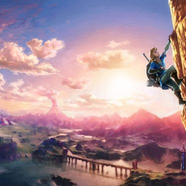 Gastgeflüster Zelda Breath of the Wild
