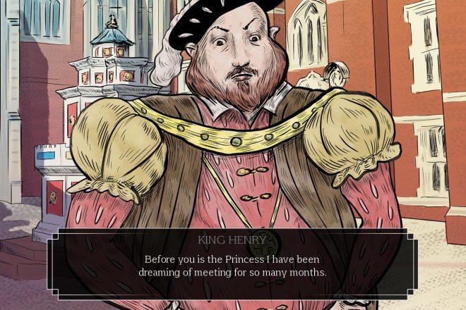 Hampton Court Heinrich VIII
