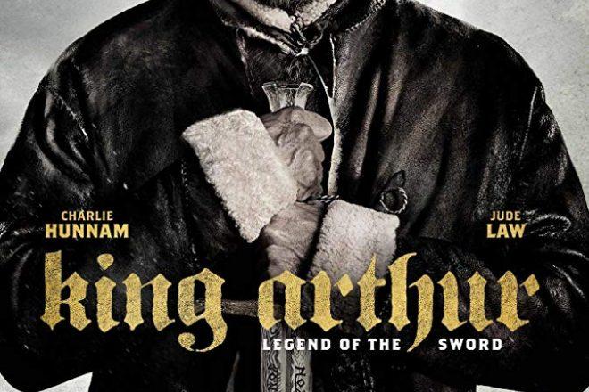 King Arthur Legend of the Sword Filmposter