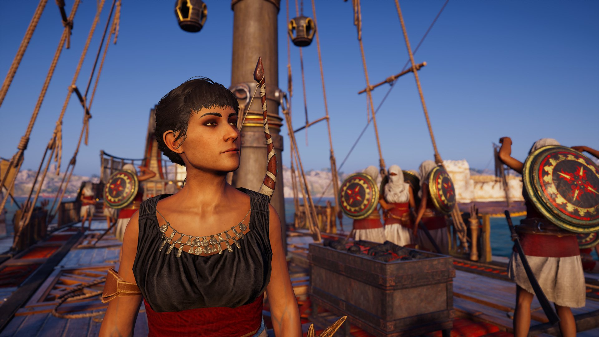 Assassin's Creed Odyssey Odessa